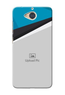 Gionee S6 Pro Back Covers: Simple Pattern Photo Upload Design