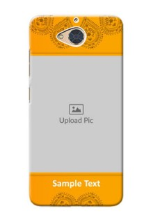 Gionee S6 Pro custom mobile back covers: Photo Wedding Design