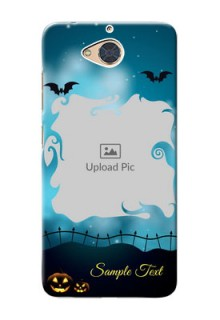 Gionee S6 Pro Personalised Phone Cases: Halloween frame design