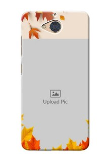 Gionee S6 Pro Mobile Phone Cases: Autumn Maple Leaves Design