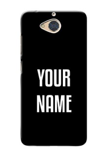 Gionee S6 Pro Your Name on Phone Case