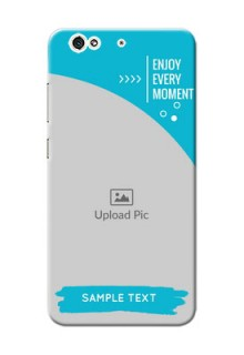 Gionee S6 enjoy every moment Design