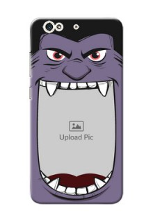 Gionee S6 angry monster backcase Design