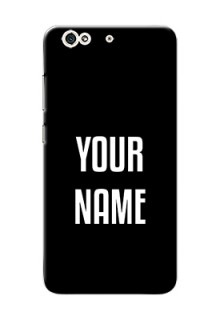 Gionee S6 Your Name on Phone Case