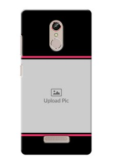 Gione S6s Photo With Text Mobile Case Design