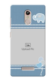 Gionee S6s kids design icons with  simple pattern Design Design