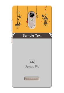 Gionee S6s my family design with hanging icons Design Design
