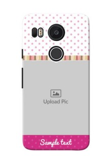 Google Nexus 5X Cute Mobile Case Design