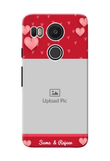 Google Nexus 5X valentines day couple Design