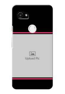 Google Pixel 2 XL Mobile Covers With Add Text Design