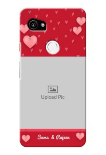 Google Pixel 2 XL Mobile Back Covers: Valentines Day Design