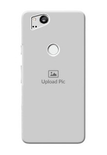 Google Pixel 2 Custom Mobile Cover: Upload Full Picture Design