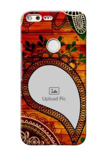 Google Pixel XL custom mobile cases: Abstract Colorful Design