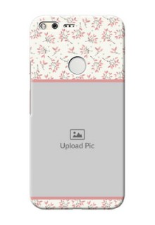 Google Pixel XL Back Covers: Premium Floral Design