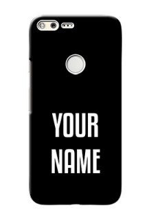 Google Pixel Xl Your Name on Phone Case