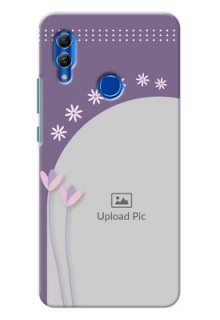 Honor 10 Lite Phone covers for girls: lavender flowers design