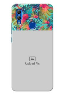 Honor 10 Lite Personalized Phone Cases: Watercolor Floral Design