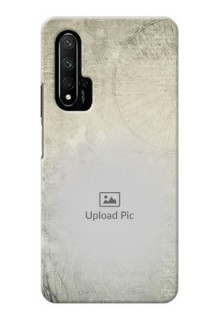 Honor 20 Pro custom mobile back covers with vintage design