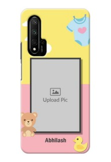 Honor 20 Back Covers: Kids 2 Color Design