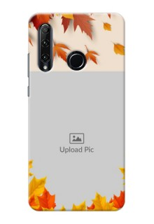 Honor 20i Mobile Phone Cases: Autumn Maple Leaves Design