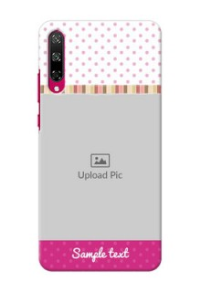 Honor Play 3 custom mobile cases: Cute Girls Cover Design