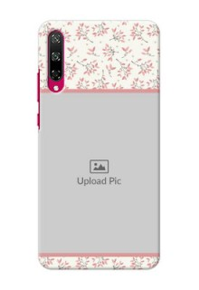 Honor Play 3 Back Covers: Premium Floral Design