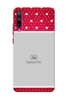 Honor Play 3 custom back covers: Hearts Mobile Case Design