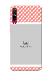 Honor Play 3 custom mobile cases: Pink Pattern Design
