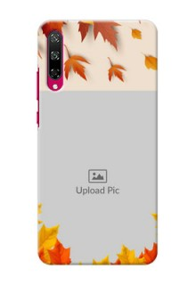 Honor Play 3 Mobile Phone Cases: Autumn Maple Leaves Design