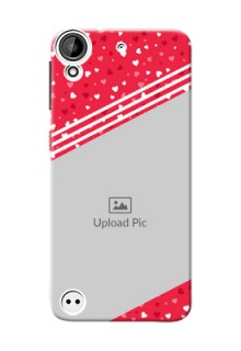 HTC Desire 530 Valentines Gift Mobile Case Design