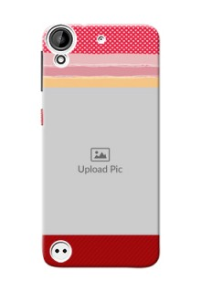 HTC Desire 530 Premium Mobile Cover Design