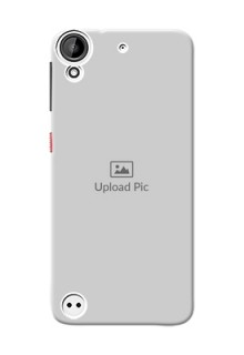 HTC Desire 530 Full Picture Upload Mobile Back Cover Design