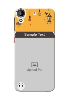HTC Desire 530 my family design with hanging icons Design Design
