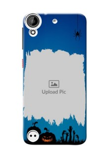 HTC Desire 530 halloween Design