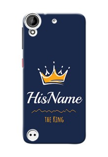 Htc Desire 530 King Phone Case with Name