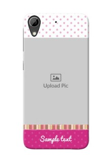 HTC Desire 626 Cute Mobile Case Design