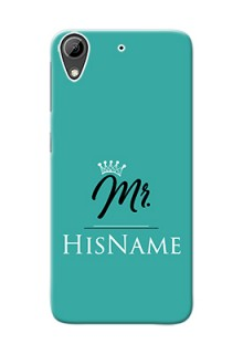 Htc Desire 626 Custom Phone Case Mr with Name
