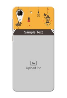 HTC Desire 728 my family design with hanging icons Design Design