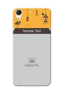 HTC Desire 728G my family design with hanging icons Design Design