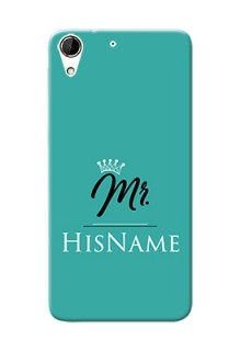 Htc Desire 728G Custom Phone Case Mr with Name