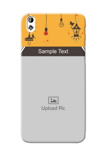 HTC Desire 816 my family design with hanging icons Design Design