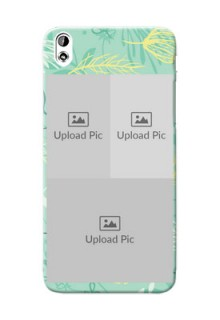 HTC Desire 816 family is forever design with floral pattern Design