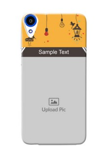 HTC Desire 820 my family design with hanging icons Design Design