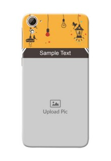 HTC Desire 826 my family design with hanging icons Design Design