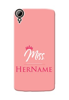 Htc Desire 828 Dual Sim Custom Phone Case Mrs with Name