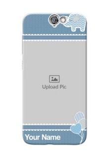 HTC Desire One A9 kids design icons with  simple pattern Design Design