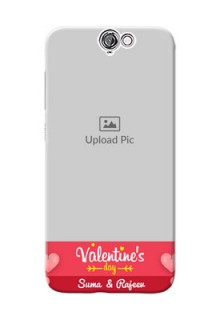 HTC Desire One A9 valentines day couple Design