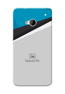 HTC Desire One M7 Simple Pattern Mobile Cover Upload Design
