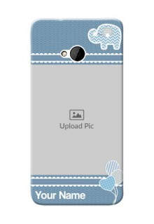 HTC Desire One M7 kids design icons with  simple pattern Design Design
