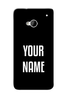 Htc Desire One M7 Your Name on Phone Case